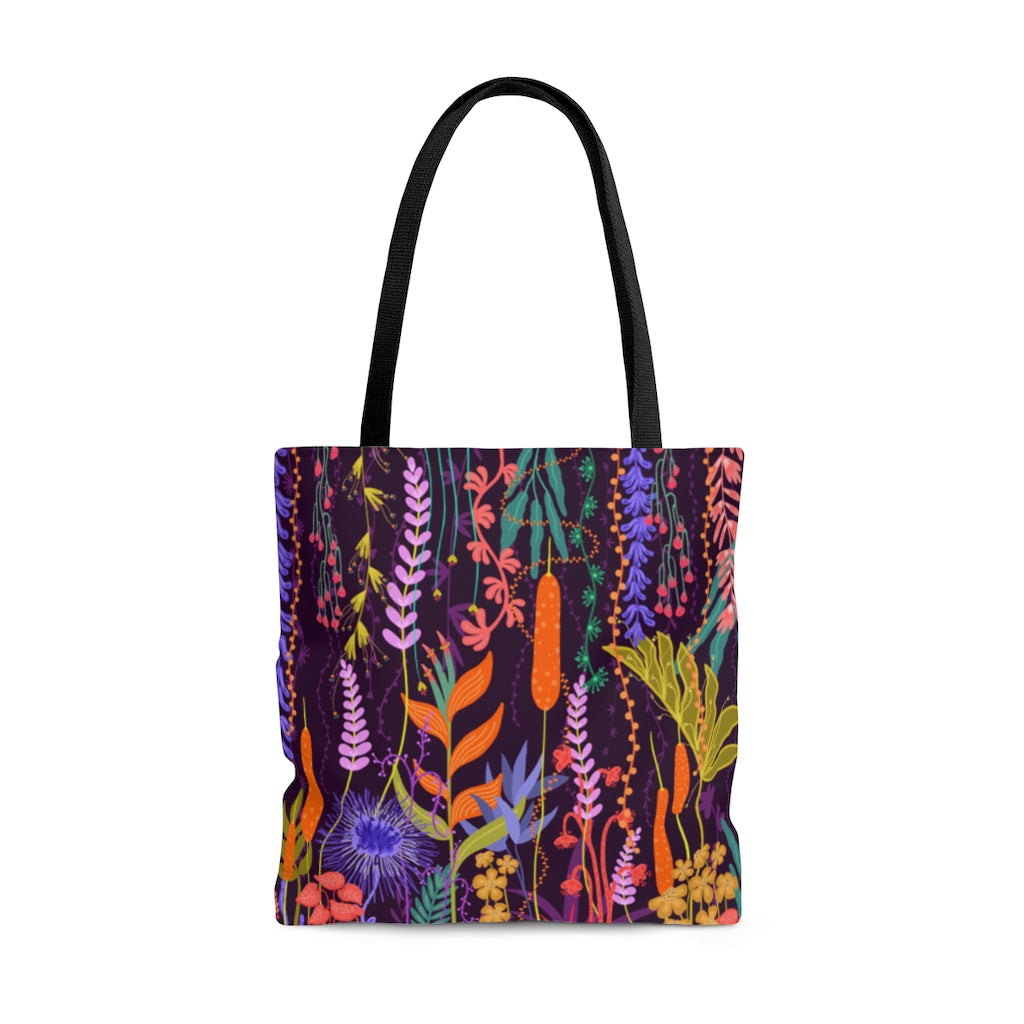 Tote Bag: Planta Muisca's Jungle Love