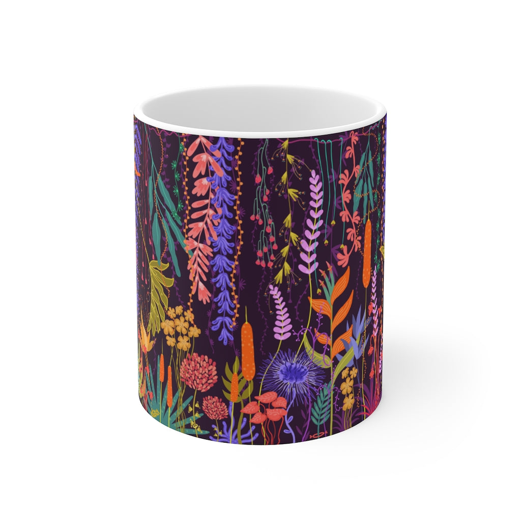 Mug 11oz: Planta Muisca's Jungle Love