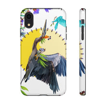 Load image into Gallery viewer, Tough Phone Case: Fiya Bruxa's Vuelo y Canto