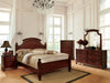 Gabrielle II Cherry 4 Pc. Queen Bedroom Set image