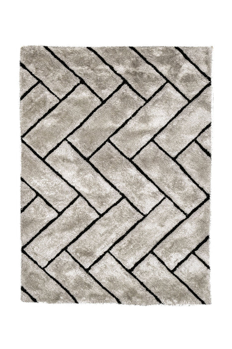 Fermont Gray 5' X 8' Area Rug image