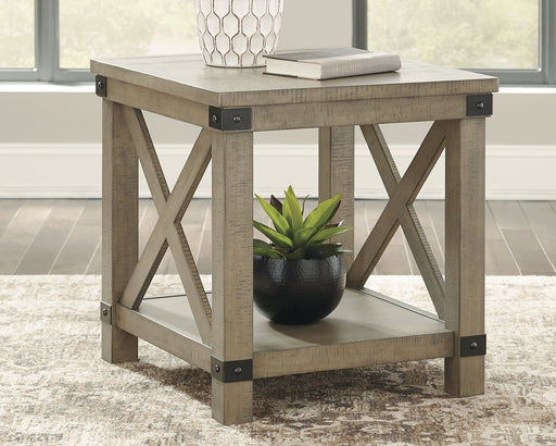 Aldwin Signature Design by Ashley End Table image