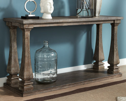 Johnelle Signature Design by Ashley Sofa Table image