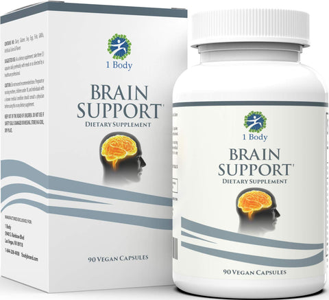 Buy the Healthy Brain Healing Supplements - Sprightly