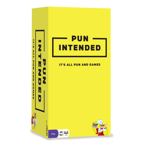 Buy the Pun Intended Mind Card Game - Sprightly