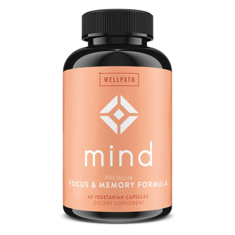 Buy the Mind & Brain Supplement Nootropics Booster - Sprightly