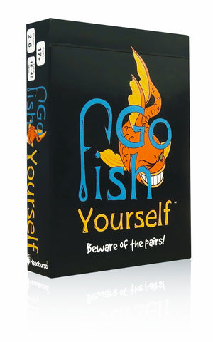 Buy the Mind Card Game: Go Fish Yourself - Sprightly