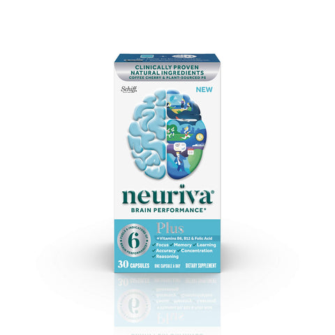 Buy the 30 Capsules Brain Boosting Supplements - Sprightly