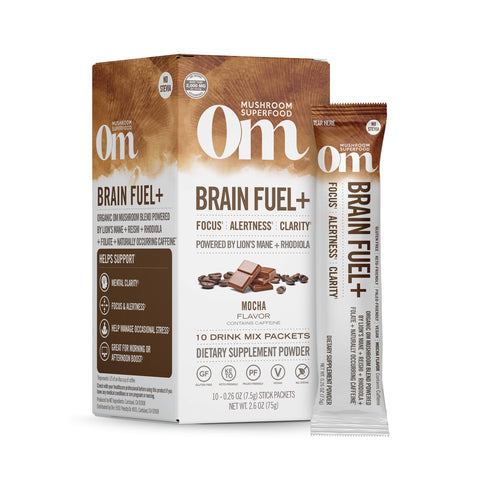 Buy the Best Brain Support Supplement: Superfood Drink Mix - Sprightly