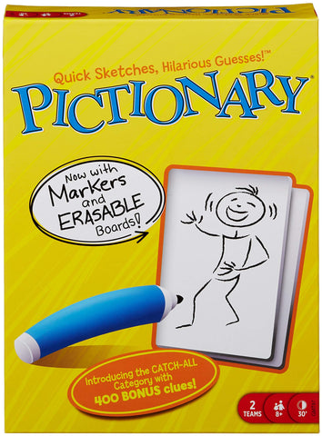 Buy the Pictionary Quick Drawing Board & Guessing Mind Game -Sprightly