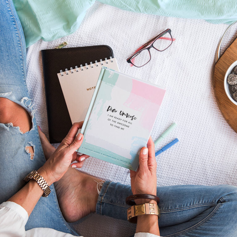 Awesome Inc Gratitude Journals