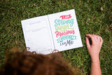 BUY 1 GIVE 1 - Resilient ME Gratitude Journal for Kids