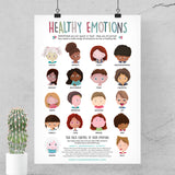 Healthy Emotions Poster | PDF
