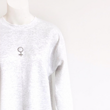 Load image into Gallery viewer, feminist crewneck