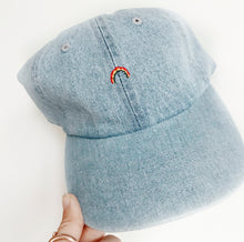 Load image into Gallery viewer, rainbow hat