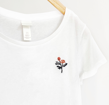 Load image into Gallery viewer, floral tee