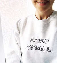 Load image into Gallery viewer, shop small crewneck