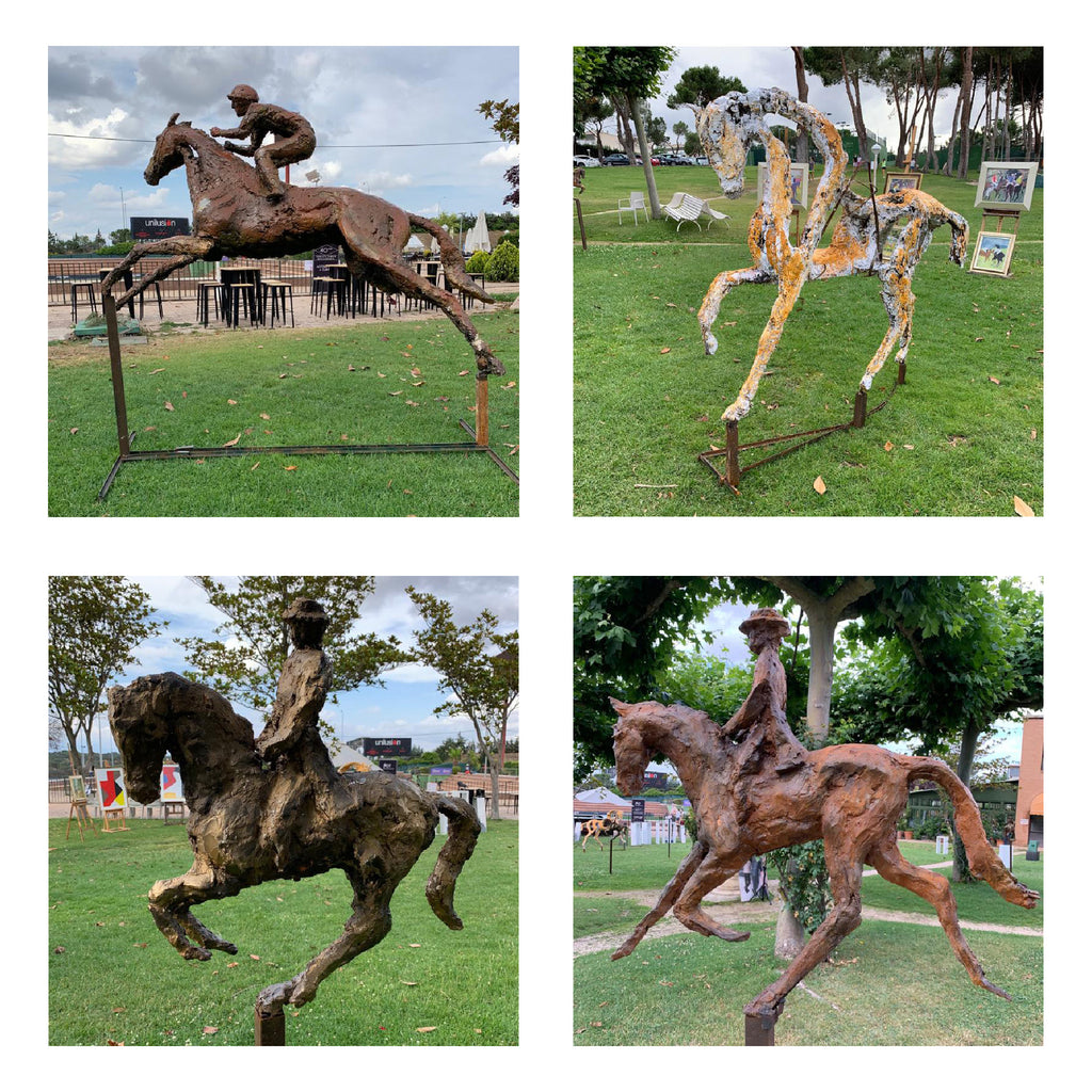 Sculptures for parks and gardens