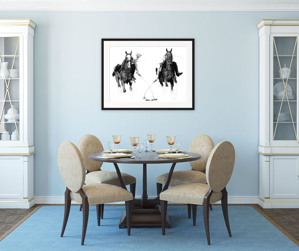 Polo drawings for your home