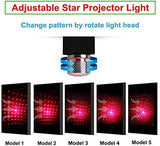 Roof star projector lights