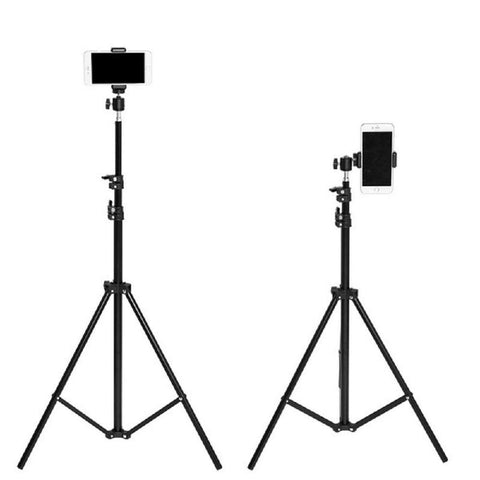 92 inch extendable metal tripod stand
