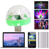 USB Mini disco LED