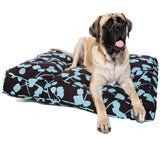 Your Hand in Mine Dog Bed Duvet - Rocco's Pets  - Dog Bed - Molly Mutt  - 1