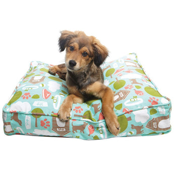 "Bleecker Street Dog Bed Duvet - Rocco's Pets  - Dog Bed - Molly Mutt Small (22"" x 27"" x 5"") - 1"