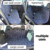"Molly Mutt ""Rough Gem"" Multi-Use Hammock, Cargo & Car Seat Cover"