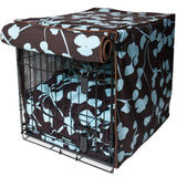 Your Hand in Mine Dog Crate Cover - Rocco's Pets  - Crate Cover  - Molly Mutt  - 1