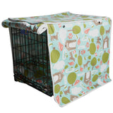 Dog Crate Cover Bleecker Street - Rocco's Pets  - Crate Cover  - Molly Mutt  - 3