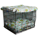 Dog Crate Cover Bleecker Street - Rocco's Pets  - Crate Cover  - Molly Mutt  - 2