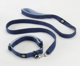 Natural Hemp Leash with Fleece Handle - Rocco's Pets  - Leashes - Planet Dog  - 2
