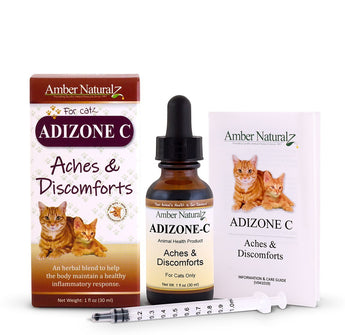 Adizone C - Organic & Natural Anti Inflammatory for Cats