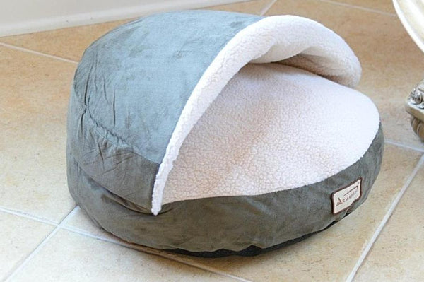 Cozy Cave Pet Cat & Dog Bed