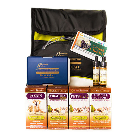 Natural & Organic Pet Dog Health Care Kit