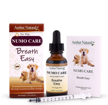 Numo Care - Asthma Pneumonia Bronchial Support 100% Organic