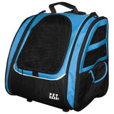 I-GO2 Traveler - 5 in 1 Pet Carrier - Rocco's Pets  - Carriers - Pet Gear Ocean Blue / I-GO2 Traveler Plus - 4