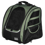 I-GO2 Traveler - 5 in 1 Pet Carrier - Rocco's Pets  - Carriers - Pet Gear Sage / I-GO2 Traveler Plus - 6