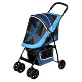 SPORT Pet Stroller - Up to 20 lbs - Rocco's Pets  - Strollers - Pet Gear  - 3