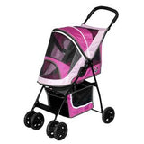 SPORT Pet Stroller - Up to 20 lbs - Rocco's Pets  - Strollers - Pet Gear  - 4