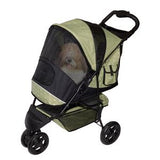 Special Edition Pet Stroller - Up to 45 lbs - Rocco's Pets  - Strollers - Pet Gear Sage - 1