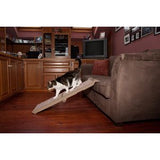 Short Bi-Fold Pet Ramp - Carpeted - Up to 200 lbs. - Rocco's Pets  - Ramps - Pet Gear  - 2