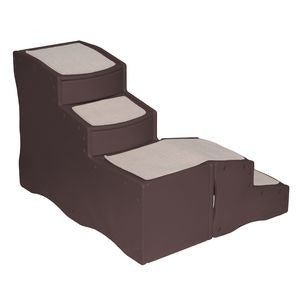 Easy Steps Pet Bed Stair - Rocco's Pets  - Steps - Pet Gear  - 3