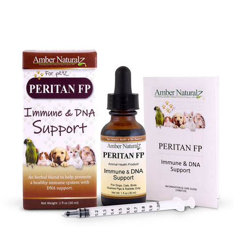 Peritan 100% Organic Supplement help for Peritonitis Virus FIP