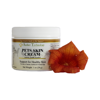 Organic Dog Skin Cream for Cuts, Burns Dermatitis & Dry Itchy Skin