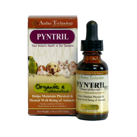 Pyntril 100% Organic blend to Calm Pets
