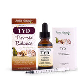 TYD 100% Organic Supplement for Pets Thyroid Balance