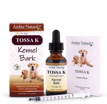 TOSSA K (Kennel-Koff) 100% Organic Kennel Cough treatment