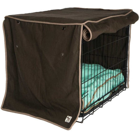 Landslide Dog Crate Cover - Rocco's Pets  - Crate Cover  - Molly Mutt  - 3